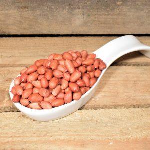 Bio-Erdnüsse, Rohkostqualität