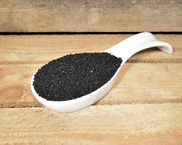 Schwarzkümmel-Samen (Nigella Sativa), aus Ägypten, Rohkostqualität
